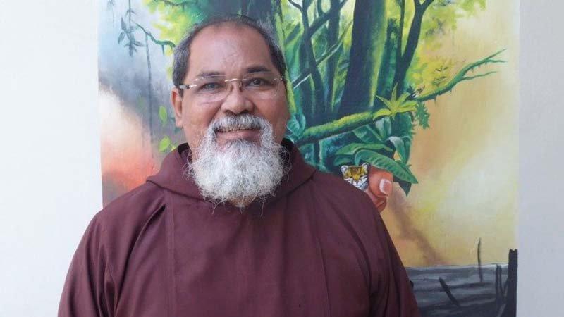 """Paulo Xavier Ribeiro: """"La religiosidad popular recupera lo más profundo del pueblo"""""""