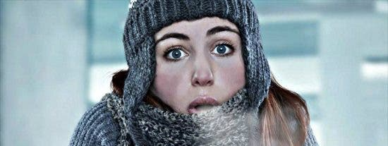 Una masa de aire polar desplomará las temperaturas hasta 10 grados bajo cero en amplias zonas de la Península