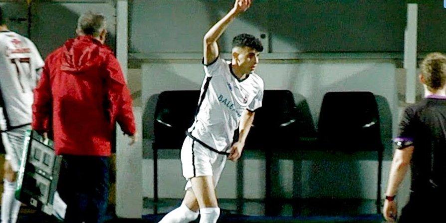 Hamza Maruja, futbolista del Ceuta, en estado crítico tras ser apuñalado en el barrio de 'El Príncipe'