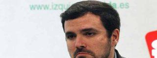 El partido de Alberto Garzón pierde los papeles y todavía relaciona a la Guardia Civil con el golpista Tejero