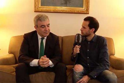 """Luis Garicano: """"Me da risa los que ven la mano de Soros detrás de Ciudadanos. Los que lo hacen ya pueden ir buscándose una vida"""""""