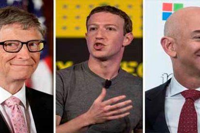 26 multimillonarios son más ricos que la mitad de la Humanidad