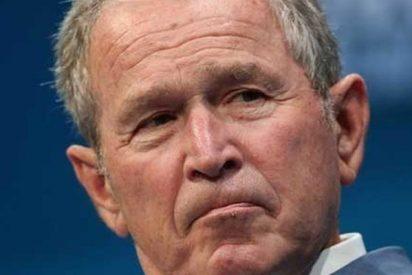 """La advertencia de George W. Bush: """"Irán es un peligro para la paz en el mundo"""""""