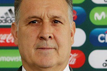 Gerardo 'Tata' Martino es ya el nuevo entrenador de la selección de fútbol de México
