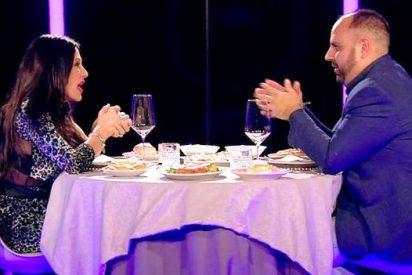 La esperpéntica cena entre la madre de Sofía Suescun y Julio Ruz en 'GH DÚO'