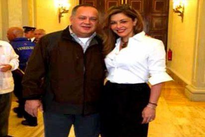 La famosa actriz venezolana relacionada con Diosdado también desliza su apoyo a Guaidó