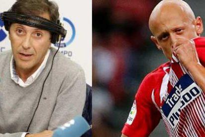 """Paco González se mete en un tremendo jardín por llamar """"feo"""" a un canterano del Atleti y las redes no le perdonan"""