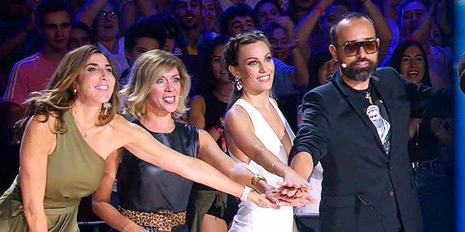 Primer programa de 'Got Talent' y primer aviso serio de Risto Mejide a Paz Padilla