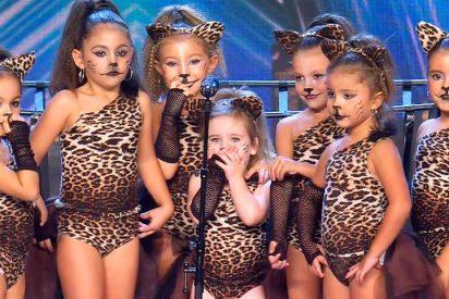 La urgente petición que hizo al jurado de 'Got Talent' una de las pequeñas 'Safari Queens'