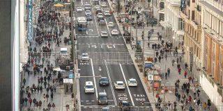 Madrid: Alerta policial por la 'explosión de robos' tras la reforma de la Gran Vía