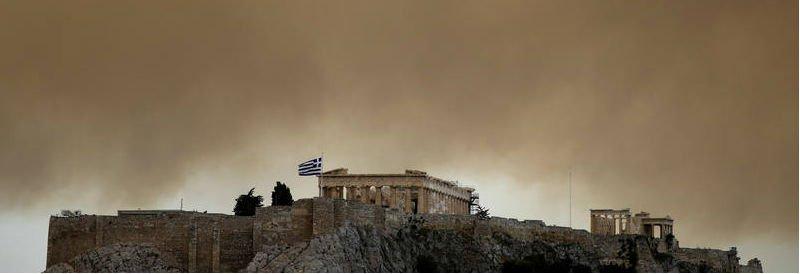 Un grupo anarquista reivindica el atentado contra una iglesia en Atenas