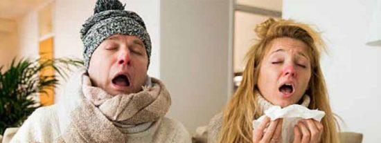 La gripe alcanza ya el nivel de epidemia en toda España