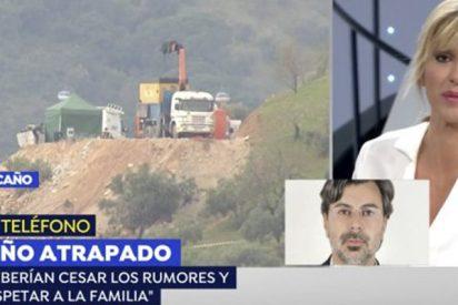 """Delirante choque de Susanna Griso con el alcalde de Totalán: """"Lo busca usted en el diccionario"""""""