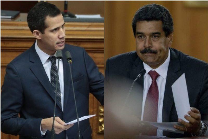 """Juan Guaidó instó a instituciones financieras internacionales la """"protección de activos"""" de Venezuela"""