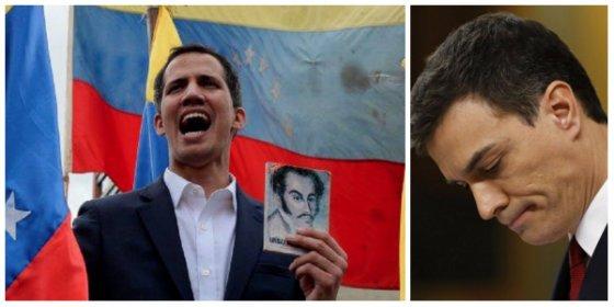 España reconocerá a Guaidó como presidente de Venezuela si el dictador Maduro no convoca elecciones de inmediato