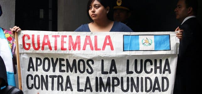 """Los obispos de Guatemala advierten sobre la """"evidente polarización ideológica"""" en el país"""
