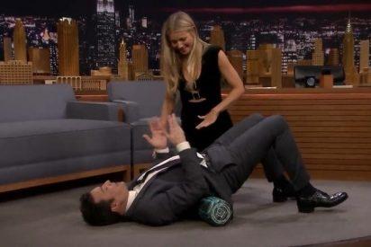 Gwyneth Paltrow habla de las partes íntimas con Jimmy Fallon