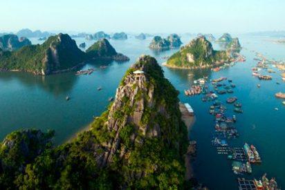 Siete Maravillas Naturales del Mundo: Bahía de Ha Long, Vietnam