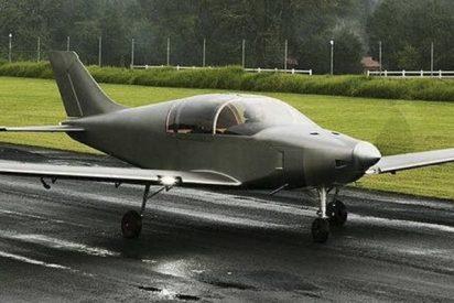 Así es el nuevo 'Halcón 1', el primer avión comercial diseñado en México en 77 años