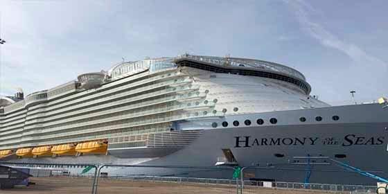 Pierde la llave de su camarote en un crucero por el Caribe y muere intentado entrar por el balcón