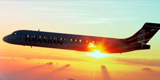 Azafato de Hawaiian Airlines muere de ataque al corazón en pleno vuelo
