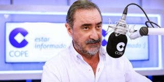 """Carlos Herrera: """"¿No estaban estas señoritas ofendidas a favor de Valtònyc y la libertad de expresión?"""""""