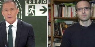 Hilario Pino no se traga el discurso buenista del malogrado fundador podemita Alegre y le arrastra en laSexta