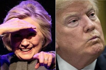 El video de Trump con el que Hillary Clinton 'azota' al presidente