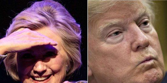 El video de Trump con el que Hillary Clinton 'azota' al presidente