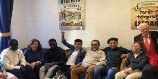 Oportunidades de hogar de Mensajeros de la Paz para chicos de la calle