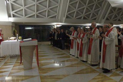 """Francisco: """"Las Bienaventuranzas representan el verdadero estilo de vida del cristiano"""""""