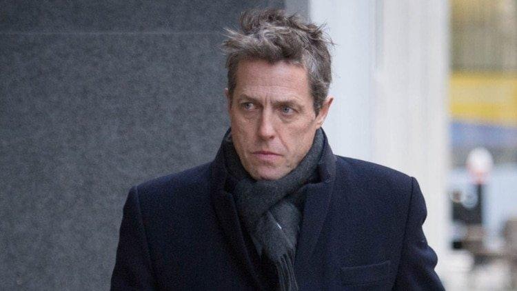 El curioso ruego de Hugh Grant tras sufrir un robo en su automóvil
