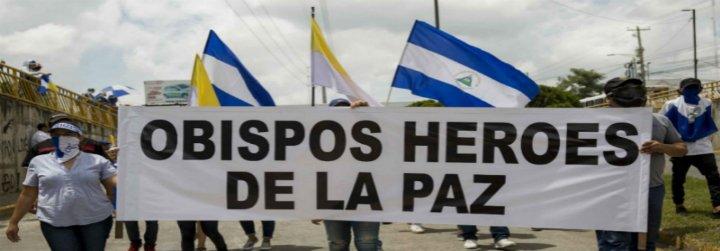 """Escobar , """"sumamente preocupado"""" por la crisis en Nicaragua: """"Queremos el bien de todos"""""""