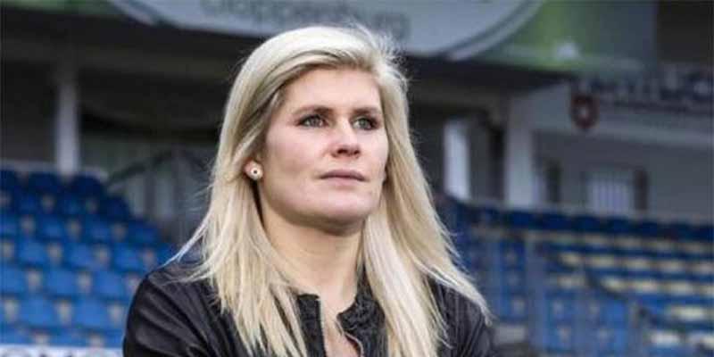 """Imke Wubbenhorst: """"Soy una profesional y elijo a los jugadores por el tamaño de sus penes"""""""