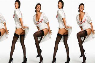 Irina Shayk sin bragas da la vuelta al mundo e incendia Instagram