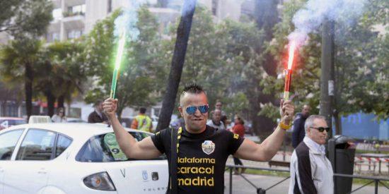 """El taxista que ha echado del taxi a una enferma de ELA al grito de """"¡Fascistas insolidarios!"""""""