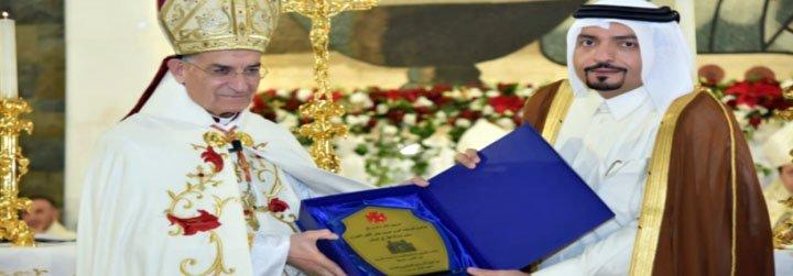 Inaugurada en Líbano una iglesia financiada por el emir de Qatar