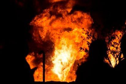 Una dantesca explosión en un conducto de Pemex deja 21 muertos y más de 70 heridos