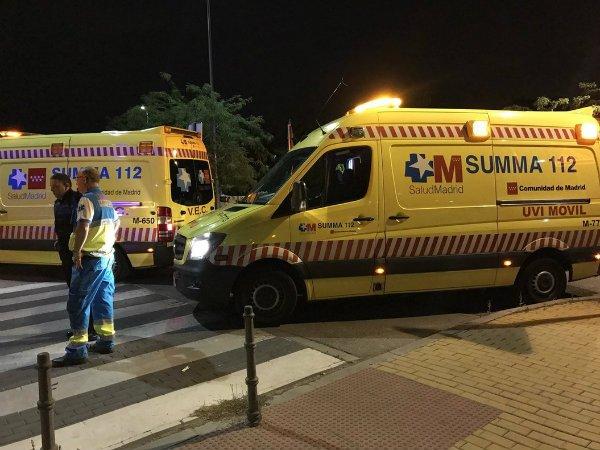 Un joven muere tras caer desde su piso en Burgos y acabar en el comedor de un restaurante chino