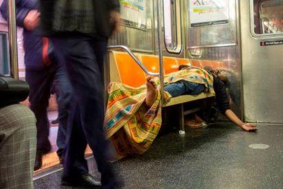 De vagabundo a empresario que ofrece internet gratis a Nueva York