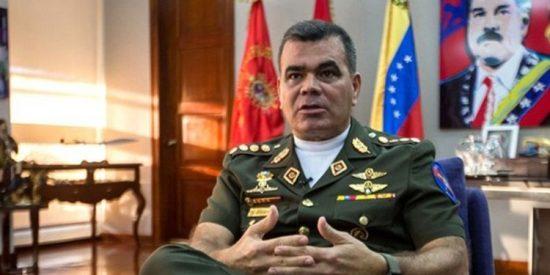 """El ministro de Defensa chavista afirmó que los militares están """"dispuestos a morir"""" por Nicolás Maduro"""