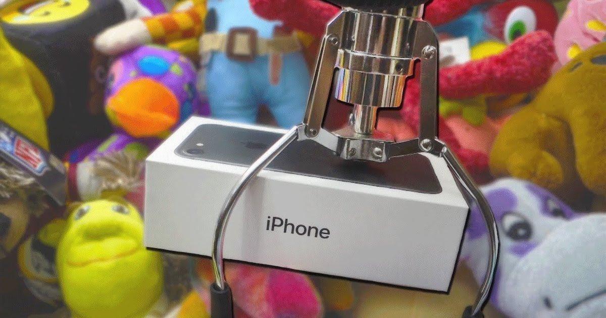 La gran estafa: Gana un iPhone y al abrirlo se lleva dos sorpresas seguidas