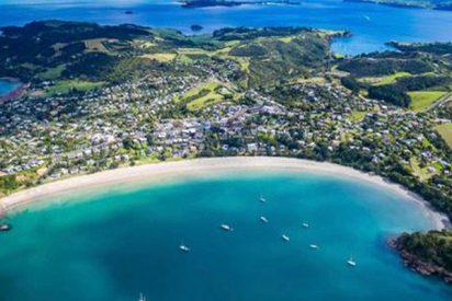 """Así es """"Waiheke """" la primera isla exclusiva para vehículos eléctricos"""