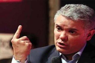 Iván Duque: atacan a balazos al helicóptero en el que viajaba el presidente de Colombia