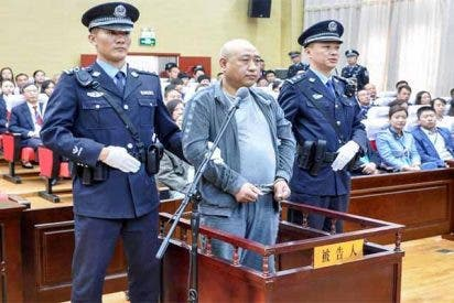 China ejecuta de un balazo en la nuca a su 'Jack el destripador', el asesino que violó y descuartizó a 11 mujeres