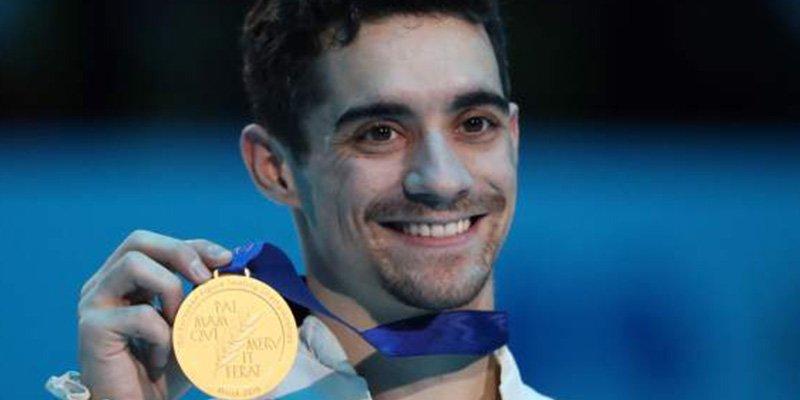 Javier Fernández se despide de la competición con su séptimo oro consecutivo