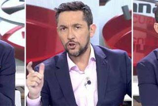 El doble rasero de Javier Ruiz: quien alentó un acoso contra el PP por la Gürtel ahora trata de ensuciar a los medios que destapan la 'caja B' de Podemos