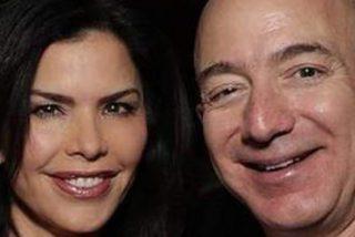Jeff Bezos y su novia están de veraneo en Mallorca con las principales fortunas del mundo