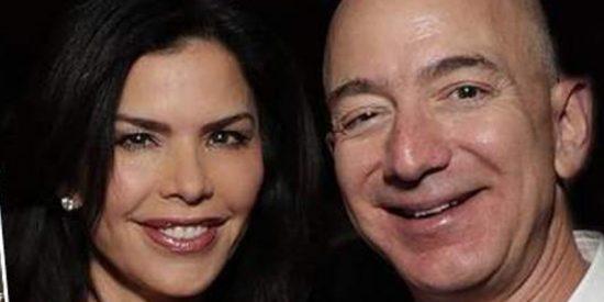 ¿Has visto los mensajes guarretes que Jeff Bezos, dueño de Amazon, enviaba a su amante hispana?