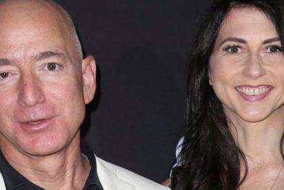 Se divorcia Jeff Bezos, el hombre más rico del mundo: hay 140.000 millones en juego